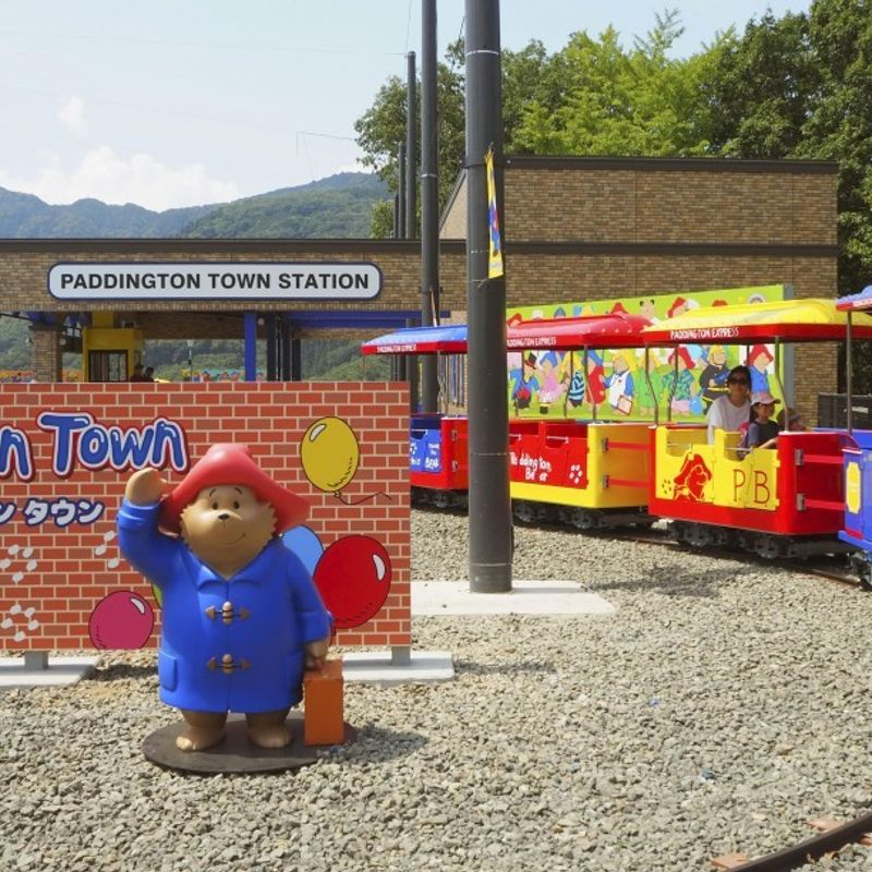 World's 1st Paddington Bear-themed park opens near Tokyo photo