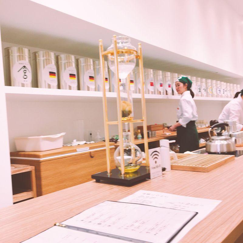 静岡での発見/気軽に楽しめる緑茶 photo