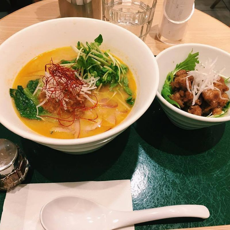 Finding Vegan eats in Japan photo