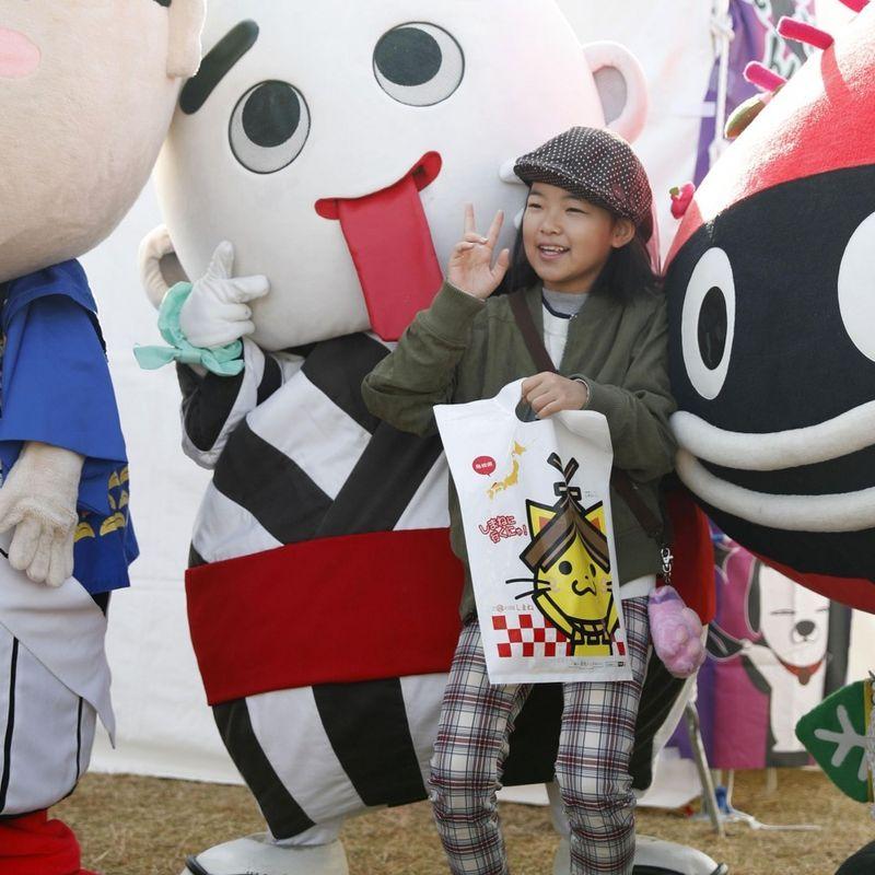 Vote-rigging raises questions about Japan's annual best mascot contest photo