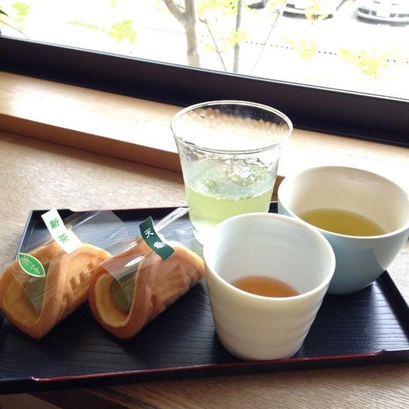私の大好きなお茶屋さん、「茶町KINZABURO」 photo