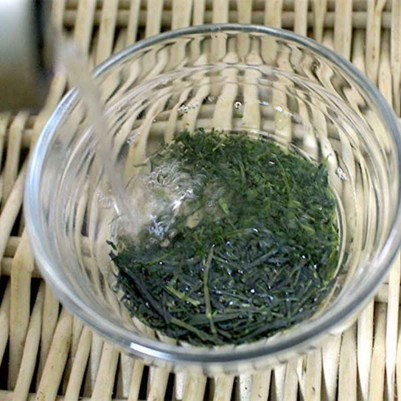 When you are hungover in the morning, let's take the smoothie of the Shizuoka tea leaf! photo