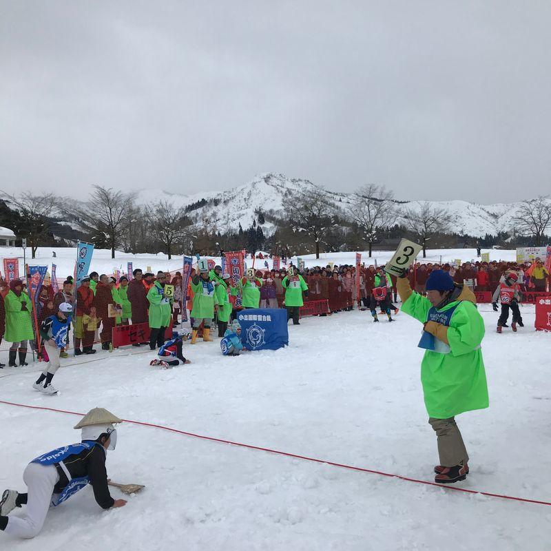 小平国際雪だるまの戦い photo