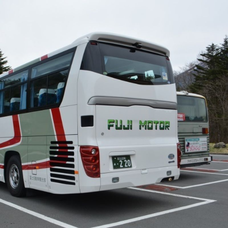 Travel Tips: Joining an organized bus tour in Japan photo