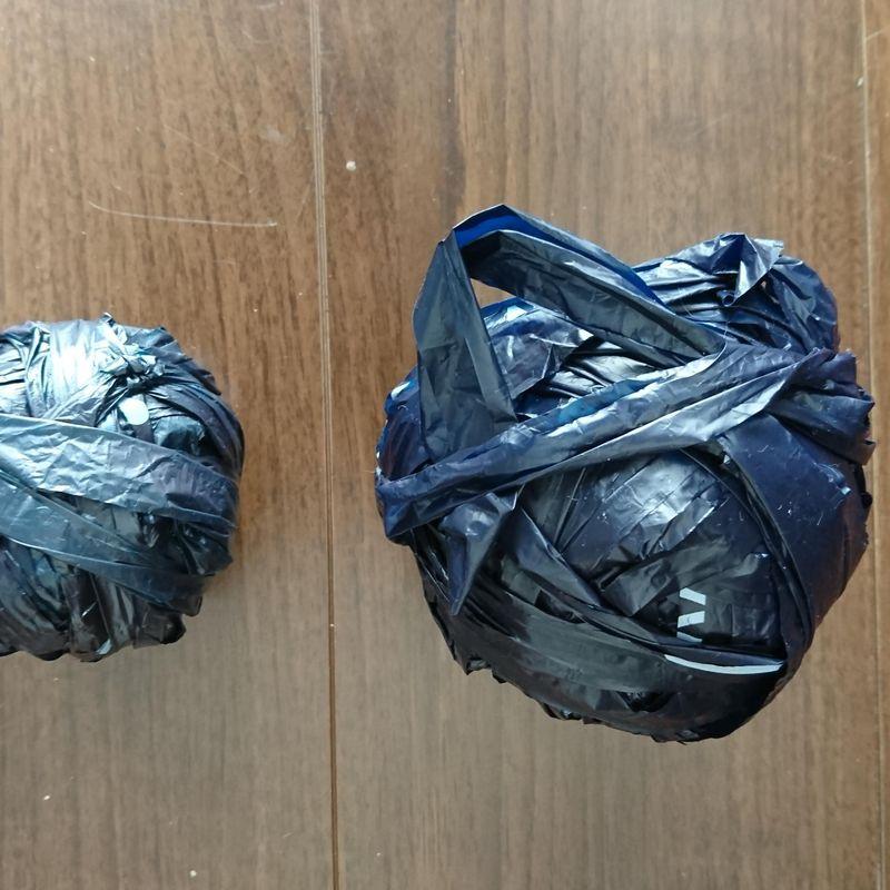 Got Bags? Make Plastic Yarn. photo