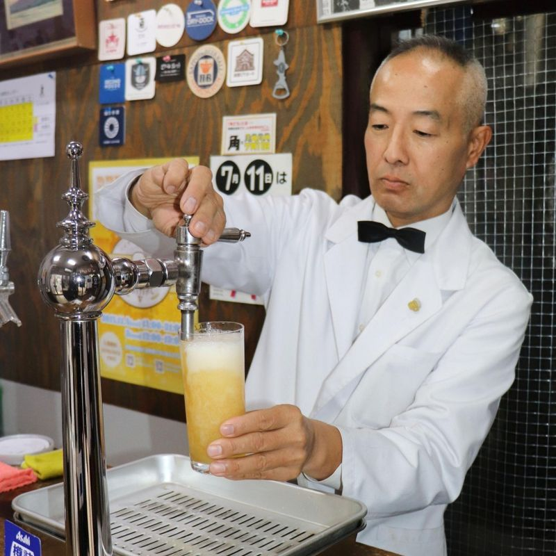 Beer connoisseurs flock to Hiroshima bar, but sorry, 2 is your limit photo