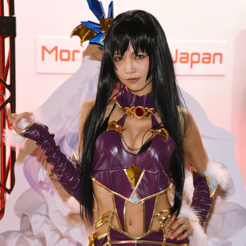 Tokyo Game Show 2018 cosplay and models gallery photo