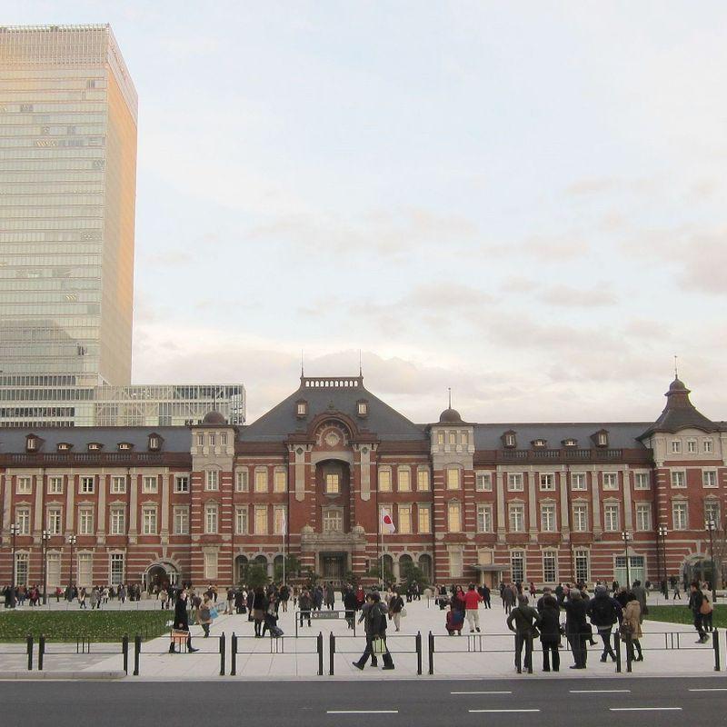 東京駅のベストスポット photo