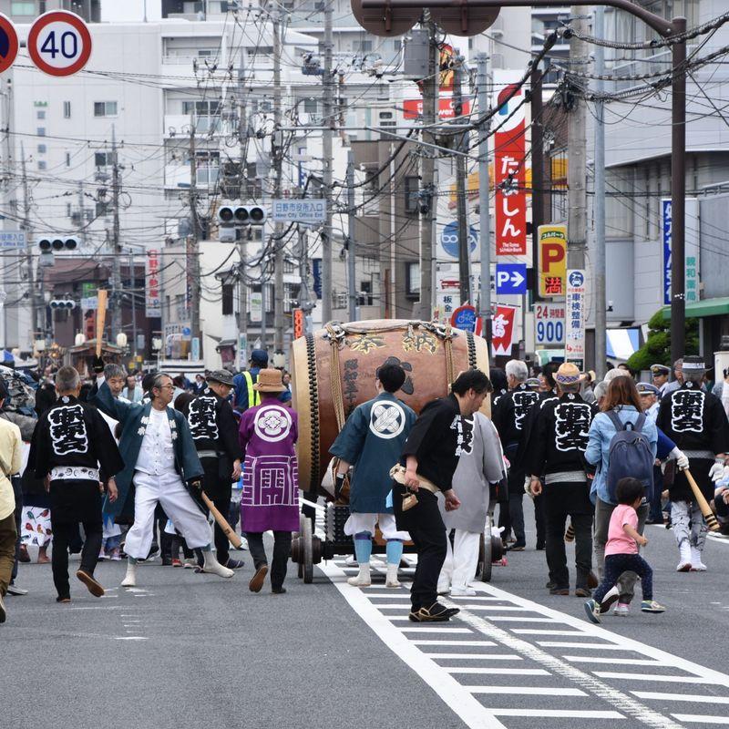 "Japan's ""last samurai"" welcomed home at Hino Shinsengumi Festival photo"