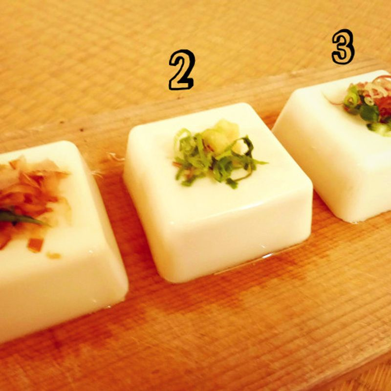 Hey Tofu Haters! Japanese Toppings To Add Taste! photo