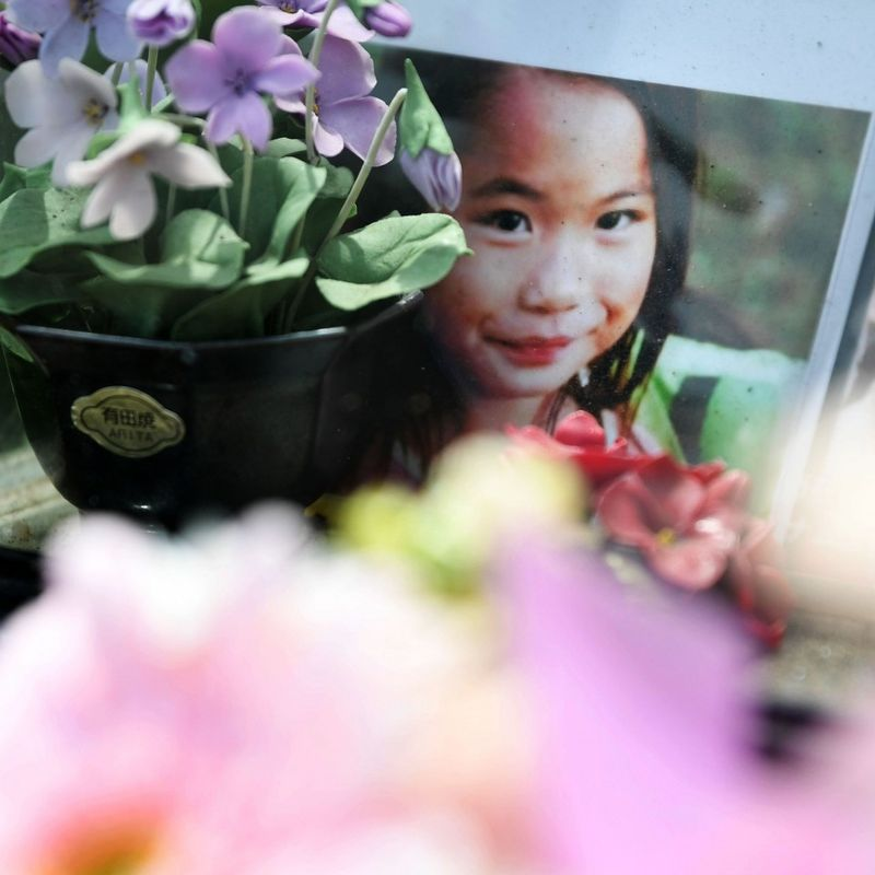 Ex-head of parents' group says not guilty of murdering Vietnamese girl photo