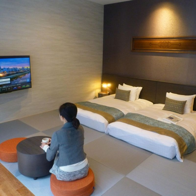 Japan sees rise in hotels for long-term stays for foreign tourists photo