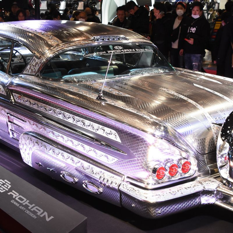 Tokyo Auto Salon 2019 gets into gear on first day of custom extravaganza photo