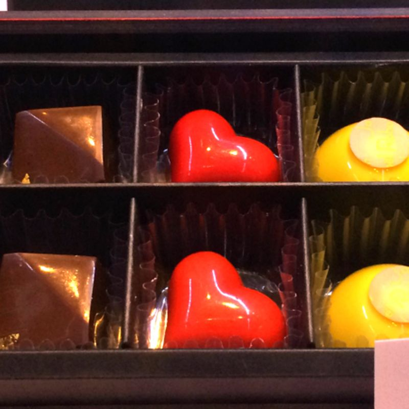 Where to buy expensive chocolates in Tokyo, Japan photo