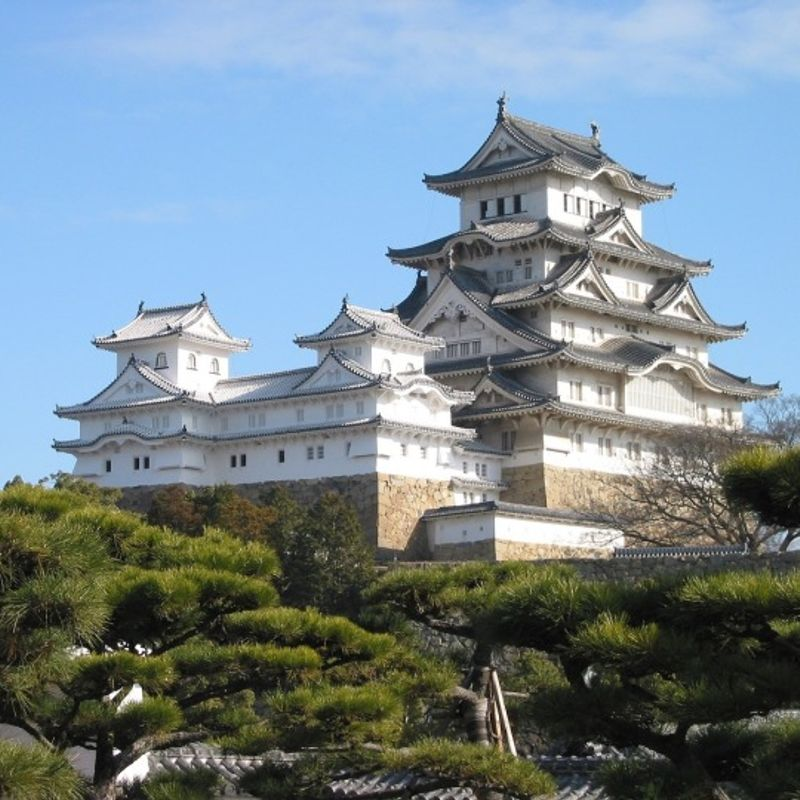 """Osaka to Kobe and on to Himeji Castle: """"how to"""" and """"how much it costs"""" photo"""