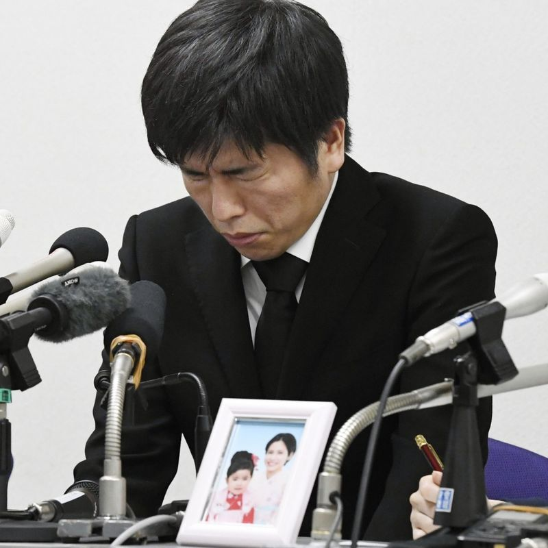 Grief-hit kin of victims in Tokyo car crash calls for safer society photo