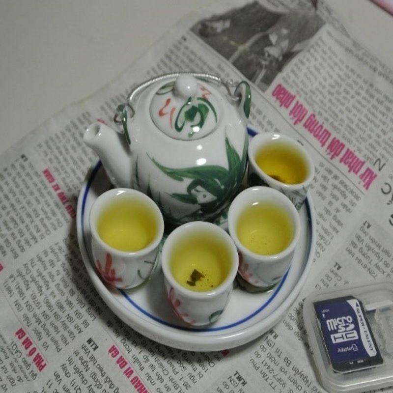 ベトナムのお茶ってどういうイメージ? photo