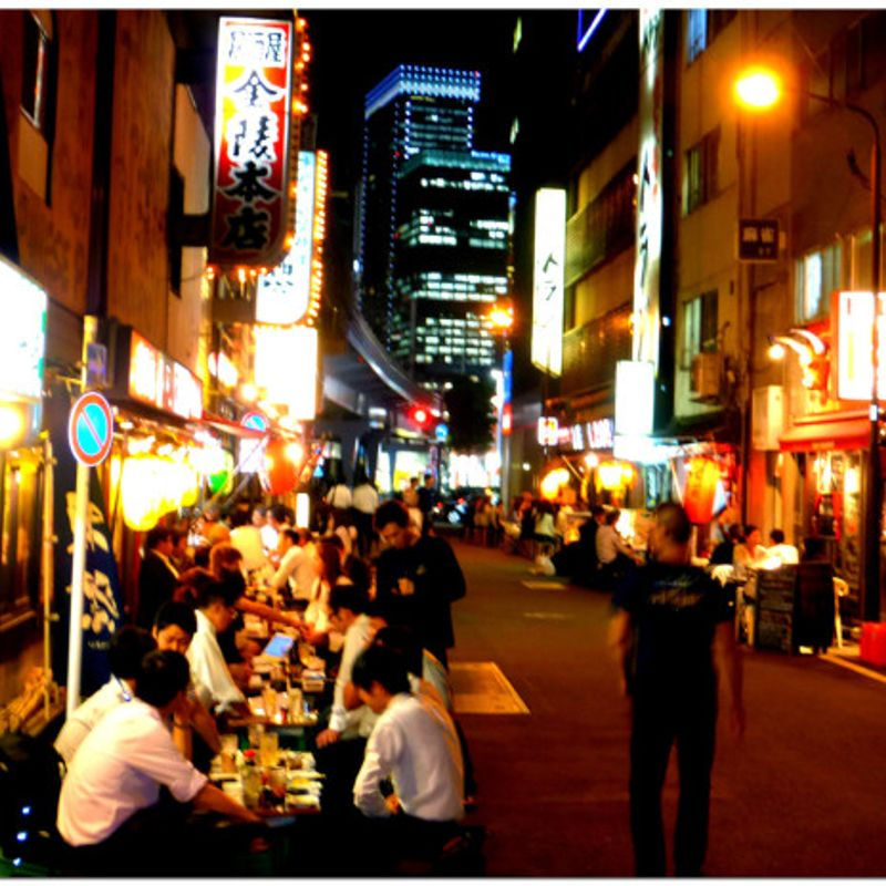 Fun In The Sun: Options For Eating and Drinking Outdoors In Japan photo