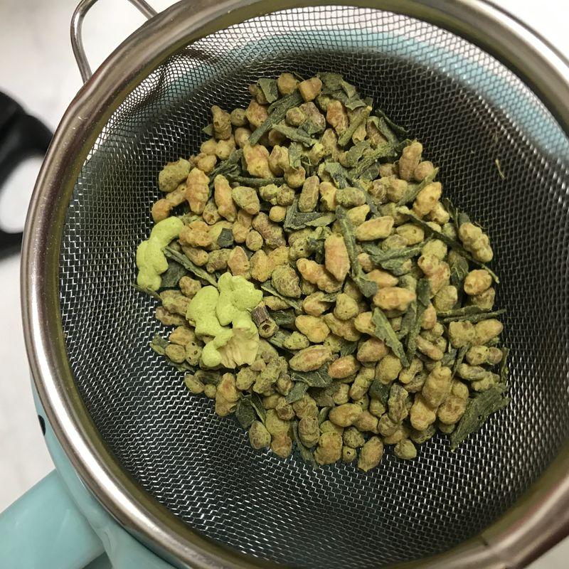 "A Cup of Shizuoka ""Popcorn Tea"" photo"