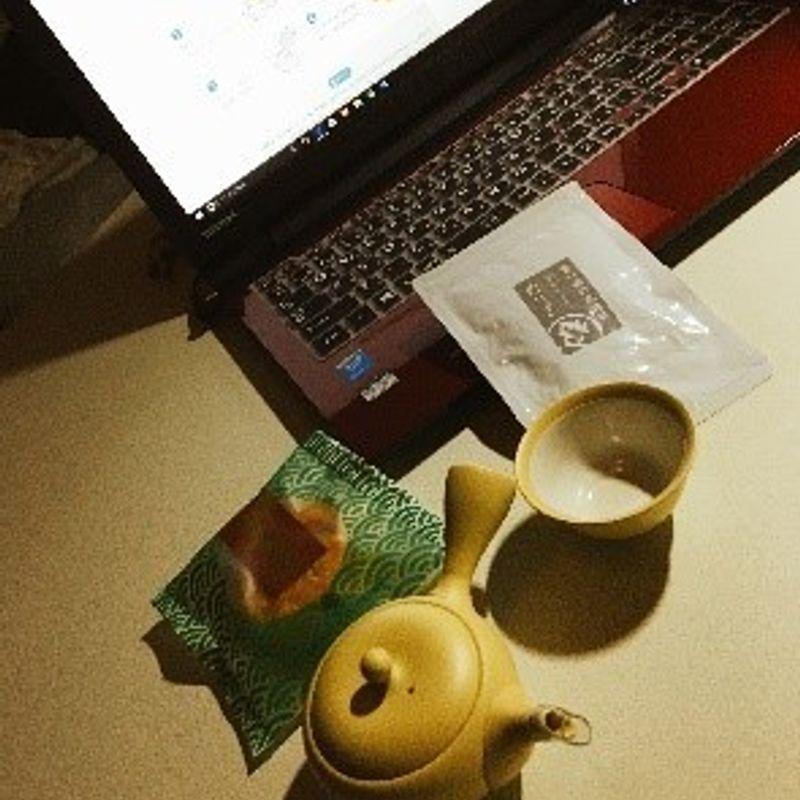 家で楽しむ美味しいお茶~ななやを訪れて~ photo