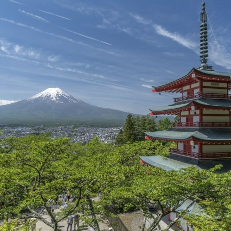 From Tokyo to Mount Fuji: Where, How and How Much photo
