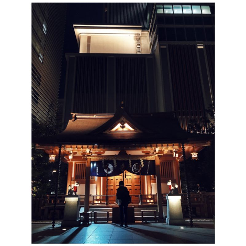 It's a date! And Nihombashi makes for the perfect date spot in Tokyo  photo