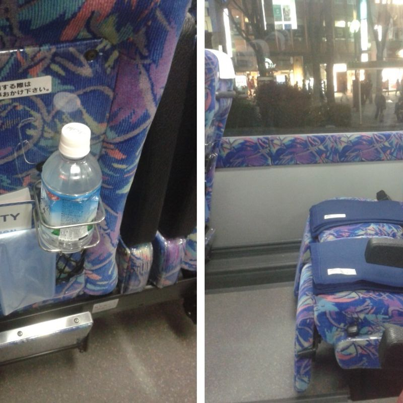 日本のハイウェイバスで安く旅行 photo