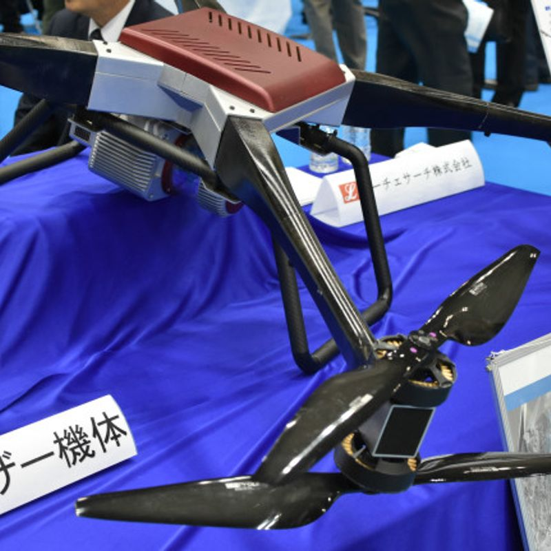 Japan Robot Week 2016 switches on at Tokyo Big Sight photo