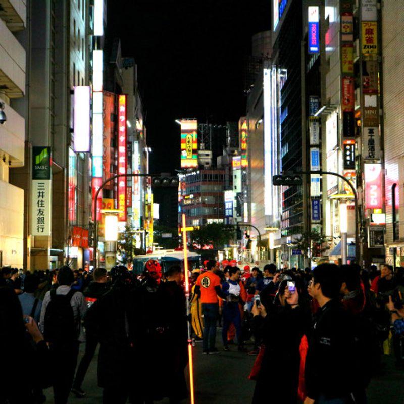 Organized chaos: Halloween Shibuya 2016 in images photo