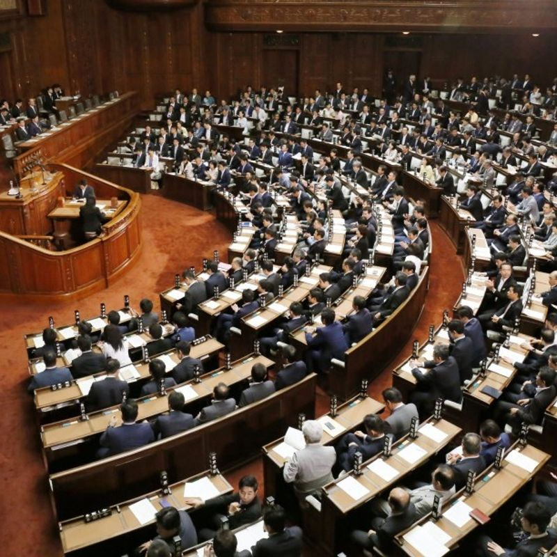 Japan's lower house passes bills to lower adulthood age photo