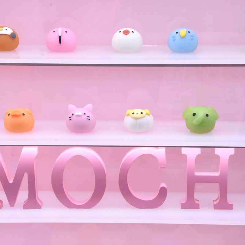 Sweet toys at the International Tokyo Toy Show look too good to eat photo