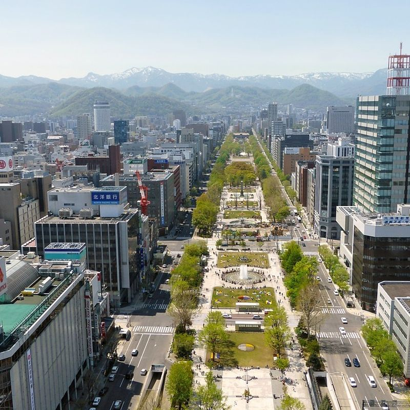 How much does it cost to travel from Tokyo to Sapporo? photo
