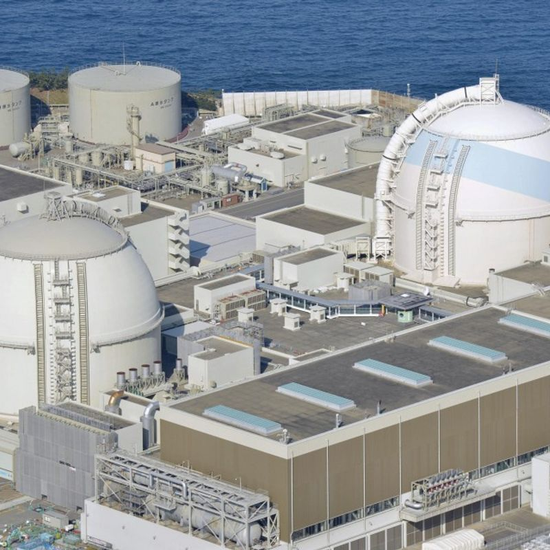 Court rejects call to suspend nuclear reactors in southwestern Japan photo