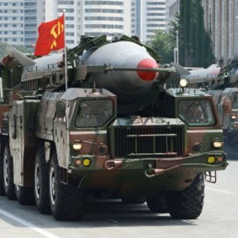 Japan eases alert level for North Korean ballistic missiles photo