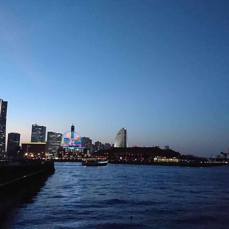 Yokohama, a city I simply can't describe photo