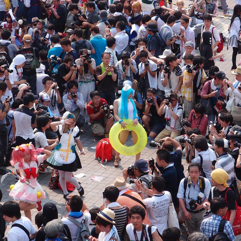 Biggest and best anime, manga, otaku events in Japan photo