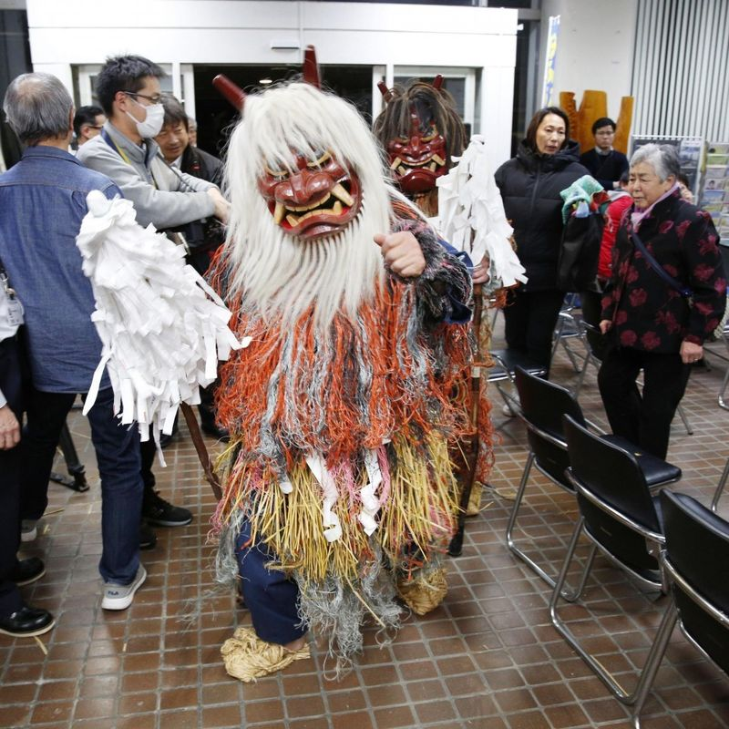 Japan folk rituals approved as UNESCO intangible heritage photo