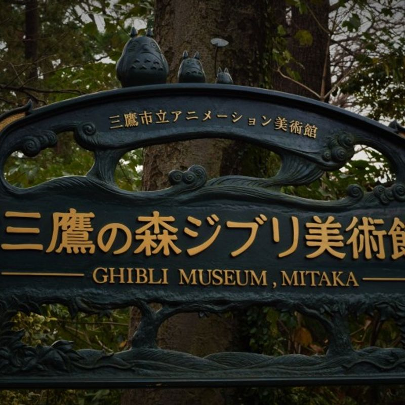 The Wonderful World of Ghibli photo