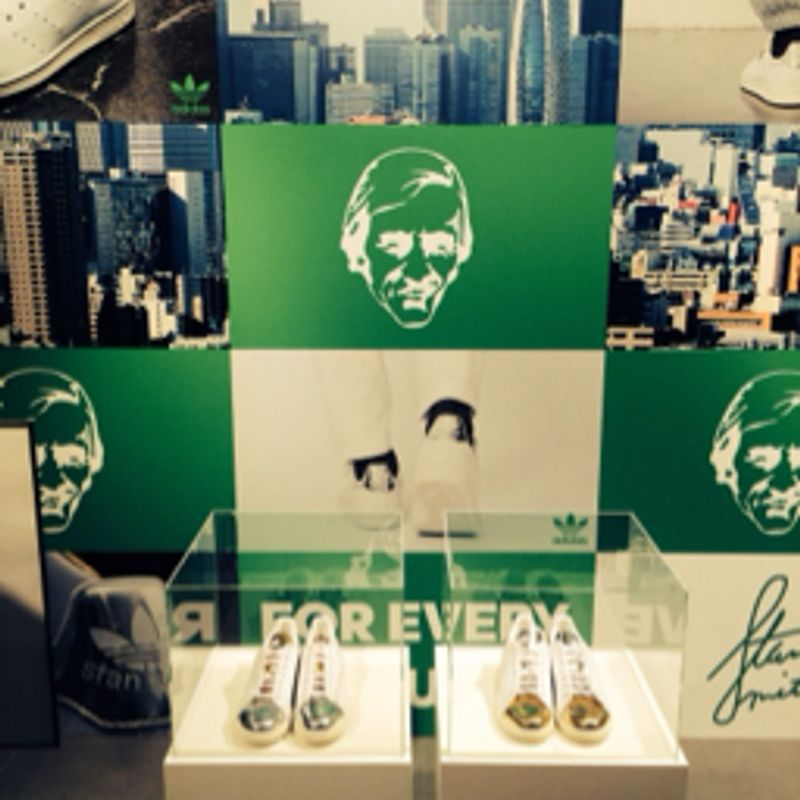 Adidas Stan Smith Shoes in Roppongi, Tokyo photo