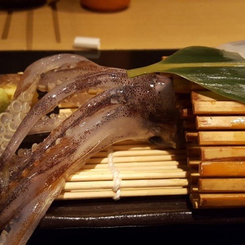 News: Food That Moves - Ikizukuri (生き作り) and Friends photo