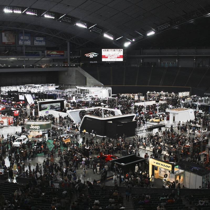 Biggest and best auto shows in Japan: 2018 and beyond photo