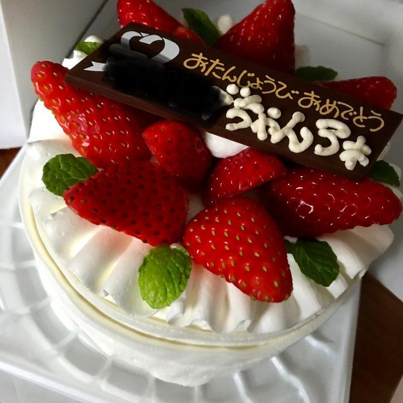 ウラサでの誕生日ケーキの発見(新潟県南魚沼市) photo