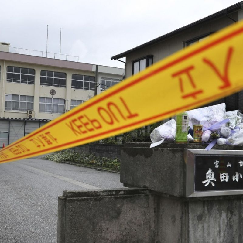 Central Japan elementary school extends closure after attack threat photo