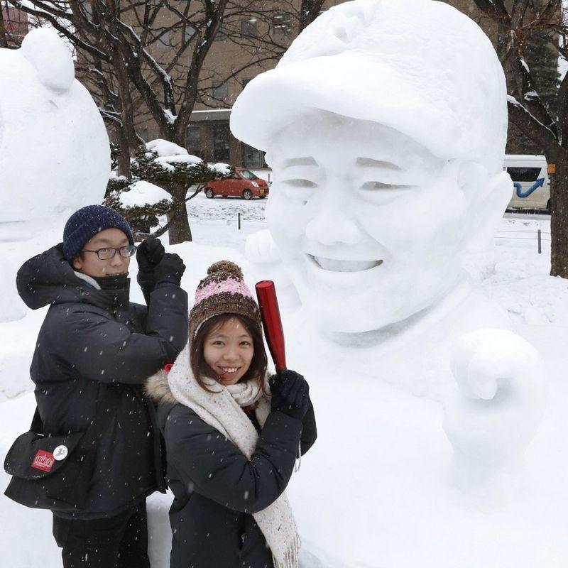 """Astro Boy"" headlines opening of annual Sapporo snow festival photo"