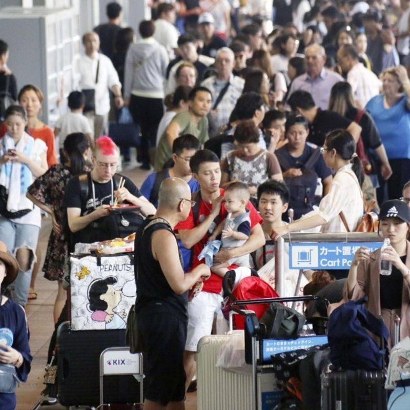 Osaka to provide multilingual disaster information for foreigners photo