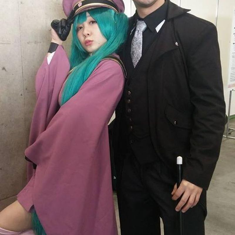 Representing at Anime Japan! The U.S. Association for Fancy Tea Parties! (Pics Inside) photo