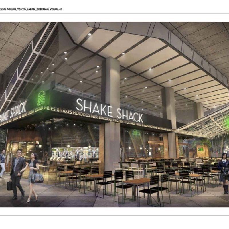 Shake Shack to open third Japan restaurant this autumn photo