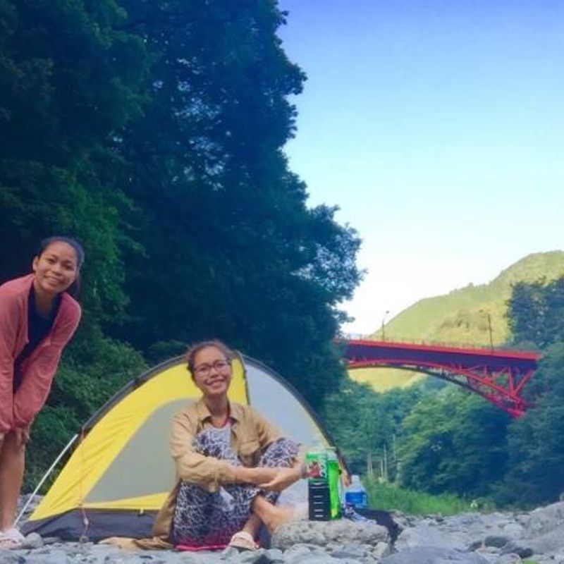 Go Camping to Okutama! photo