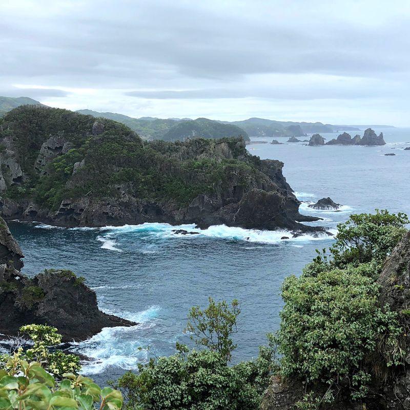 Shirahama, Cape Irozaki, Shimoda: Tokyo to the Izu road trip photo