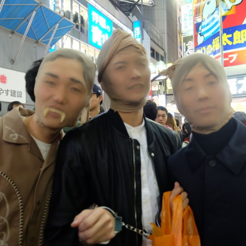 Halloween in Tokyo: What I Came to Know the 2nd Time Around photo